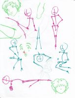 Poses by UnderCoverCottonswab