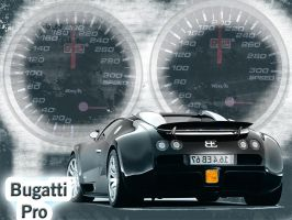 Bugatti Wallpaper by Marijo-4ever
