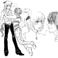 Matt and Mello drabbles by Master-chiefette
