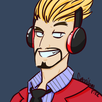 Primetime Draven Icon by CannibalPixie