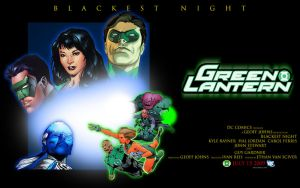 Green Lantern Special Edition by Xionice
