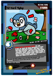 No. 393: 52 Card Piplup by ChorpSaway