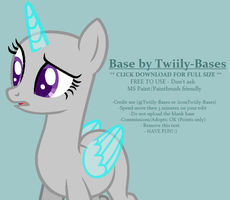 MLP Base 287 by Twiily-Bases