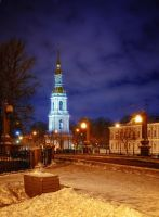 St. Nicholas bell tower by xrust