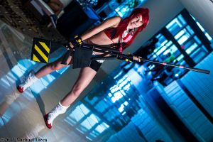 Yoko Littner 52 by Insane-Pencil