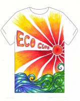 Eco Club T-Shirt by lesumai