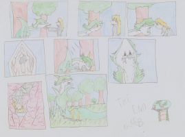 Quality time with Serperior by battlestoriesfan