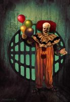 Pennywise by juhoham