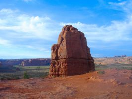 Arches National Park 2 by Pwesty