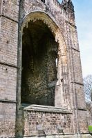 Kirkstall Abbey 05 by Fea-Fanuilos-Stock