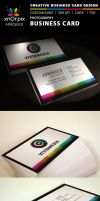 Photographer Business Card by xnOrpix
