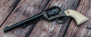Colt Single Action Army Generation 3 44-40 #2 by spaxspore