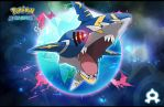 Mega Sharpedo by KaboXx