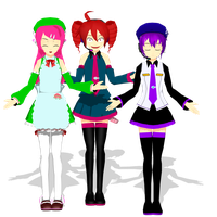 .: DL Series :. UTAUs by Duekko