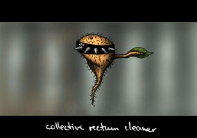 Collective Rectum Cleaner by parasight