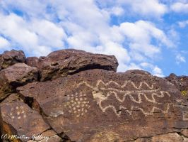 Nevada Petroglyphs150118-53 by MartinGollery