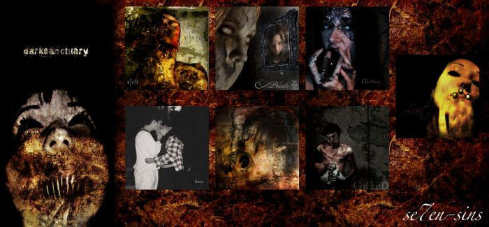 7 Sins -Group 2- by darksanctuary