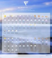 MSN Weather Icon by yingfengling-FL