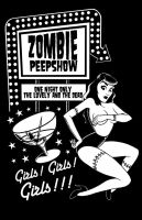 Zombie Peepshow by zombie-you