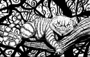 Cheshire Cat 2.0 by 1314