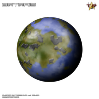 Bataris - Planet (STOCK) by Joran-Belar