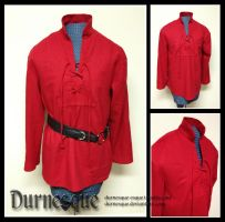 Arthur's Shirt (Merlin) by Durnesque