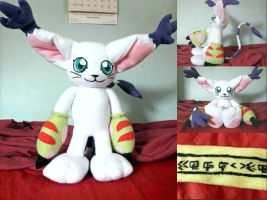 Gatomon/Tailmon by Sakura-chan4100
