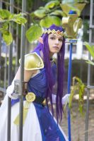 Princess Hilda - A Link Between Worlds (2) by Sofy-Cos