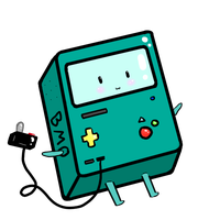 BMO by JiggleJello