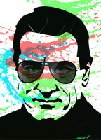 Robert Deniro Pop Art by SladeFaust