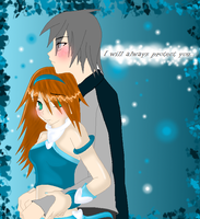 .:Collab BeeXMoon:. Closer...Too you by ChibiChibiWoofWoof
