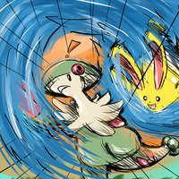 Vs static mcawesome by nintendo-jr