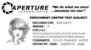 aperture ID by MerianMoriarty