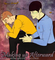 Space Husbands OTP Challenge 24 by anifanatical