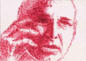 Another date stamp portrait by n4t4