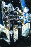 Mr. Freeze by funrama