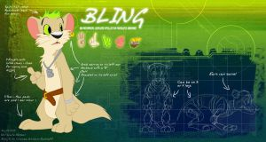 Bling Reference Sheet by Not-Quite-Normal