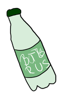AT: FRICKING PLASTIC BOTTLES by Youkah