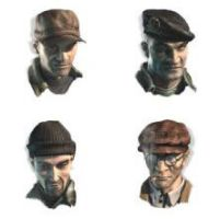 Commandos 3 icons by hush66