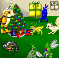 Path of Destiny Christmas by racingwolf