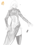 Dark Mage WIP #1 by XYLag