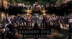 Resident Evil Saga All Characters Wallpaper by AlbertWeskerG