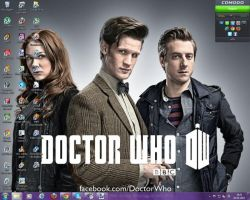 Doctor Who Season 7 theme by SPCM2011