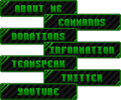 Twitch Buttons - Pixel [Green] by TwitchOzotuh