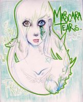 Mascara Tears by 3lda
