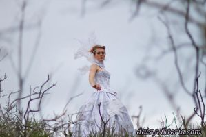 Wedding Gown I by DaisyViktoria