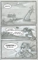 Space Zoo: Roughs - Page 01 by plaidklaus