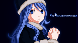 Juvia Lockser by edo-reem