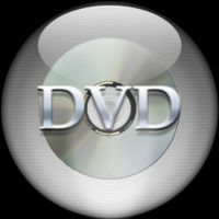 Silver Aqua DVD -Player? Icon by rontz