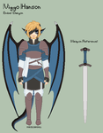 ToS - Viggo Reference Sheet by porcelian-doll